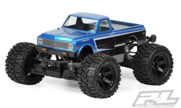 1972 Chevy C-10 Clear Body Proline
