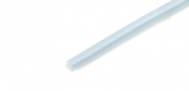 Revtec - Fuel Tube - Silicone Blue-Line - 2x3.5mm - 1m
