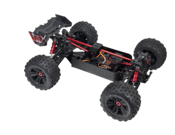 1/5 KRATON 4X4 8S BLX Brushless Speed Monster Truck RTR, Orange