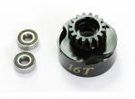 Alpha Plus Alpha Clutch Bell Vented 16T + Bearing 5*11mm(2pcs)