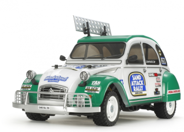 1:10 RC Citroen 2CV Rally (M-05Ra) Tamiya
