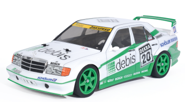 Mercedes-Benz 190E EVOII Team Zackspeed Debis TT-01E