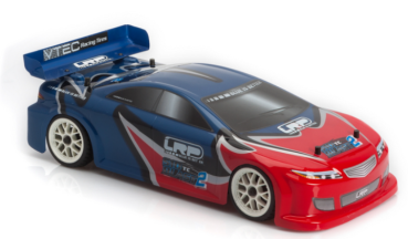 S10 Blast TC 2 RTR 2.4GHz - 1/10 4WD Elektro Touring Car