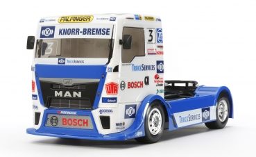 1:14 RC Racing Truck Team Hahn Racing (TT-01E)