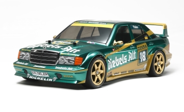 1:10 RC Mercedes-Benz 190E Diebels Alt Zakspeed (TT-01E) Kit