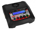 RC Plus - Power Duo 100 Charger - AC 2X 50W - DC 2X 100W - 2x 4S Lixx - 8 Nixx - 16V PB