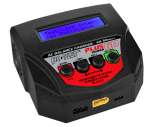 RC Plus - Power Plus 60 Charger - AC 60W - 1 bis 4S Lixx - 8 Nixx - 12V PB